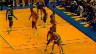 Larry Bird - 38/12/11 vs. Warriors (1986)