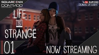 Life is Strange | LIVE STREAM 01 | Let's Play