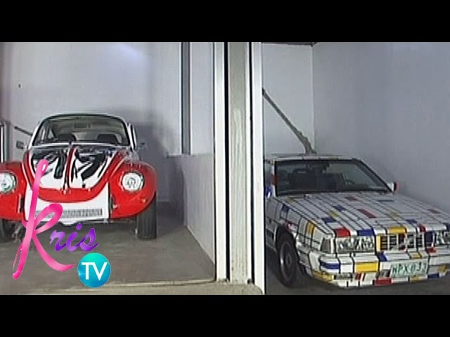 Kris TV: Ramon Orlina's vintage cars