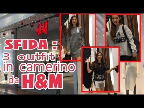 SFIDA: 3  OUTFIT NEI CAMERINI DI H&M