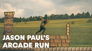 Jason Paul Arcade Run - Freerunning in 8bit