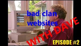 Reviewing Bad Clan Websites - Episode 2