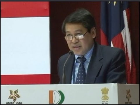 Atty. Julito D Vitriolo at the Delhi Dialogue VII on ASEAN-India: Shaping the Post-2015 Agenda
