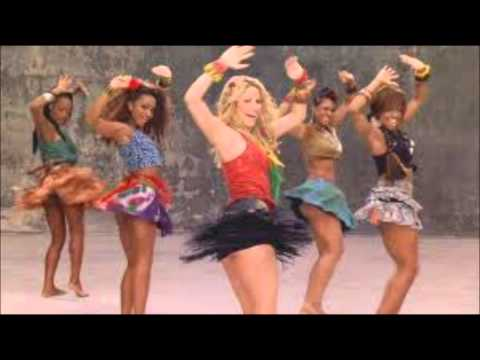 Shakira Waka Waka (time For Africa)(audio) video