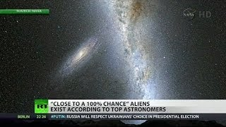 (Scientists) to Congress: Aliens exist!  5/24/14