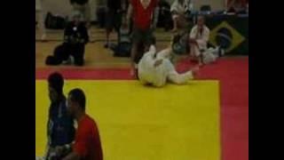 Myles Munroe : 1st Jiu-Jitsu tournament