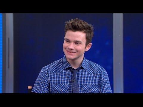 Chris Colfer Interview 2014: Award Winning Actor Talks Third Book, Final Season of 'Glee'