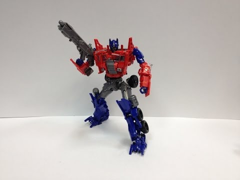 Transformers 4: Age of Extinction - Voyager EVASION MODE OPTIMUS PRIME