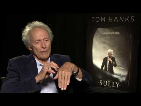 Sully  Open End Interview Clint Eastwood 2