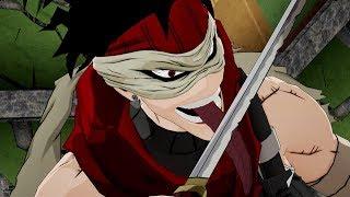 My Hero Academia: One's Justice - Stain vs Shigaraki Tomura Full Match Gameplay EXCLUSIVE!