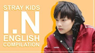 STRAY KIDS' I.N SPEAKING ENGLISH | 2018