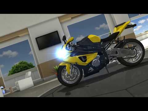 Traffic Rider APK Cover