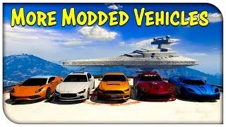 GTA 5 Mod Showcase #8 - Ford Mustang GT, Koenigsegg Agera, Maserati & More Vehicle Mods!