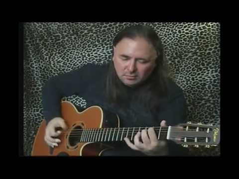 Enter Sandman - Metallica - Igor Presnyakov - acoustic cover
