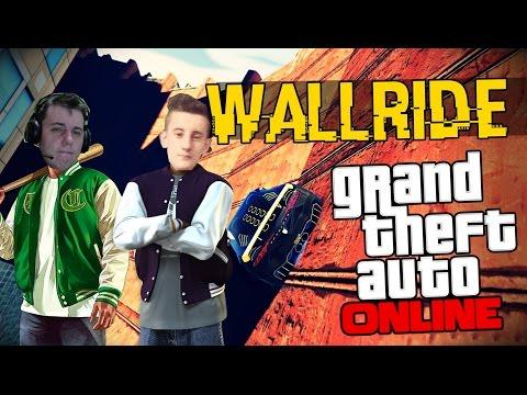 GTA V - WALLRIDE GIGANTE NO PRÉDIO ! feat. John Gamer
