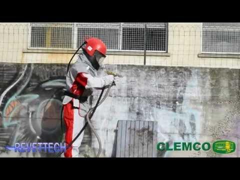 Clemco sablage