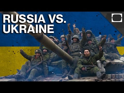 Pro-Russian Separatists Are Still Attacking Ukraine