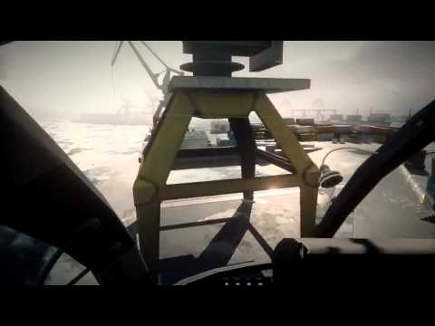 Battlefield 3: Only Flight (heli tricks & stunts movie - AH-6J Little bird)