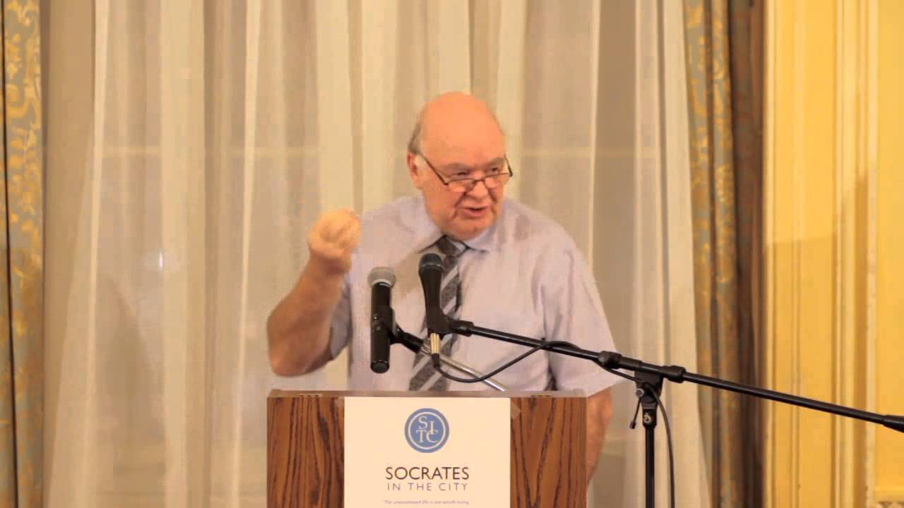 "John Lennox: ""Seven Days That Divide the World"""