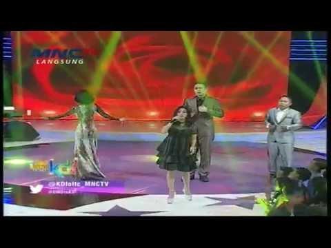 "Tribute To Meggy Z - Ikke Nurjanah "" Cinta Hitam "" DMD To KDI Golden Ticket (9/3)"
