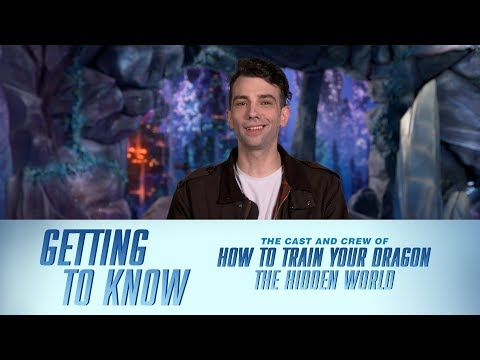 Getting To Know | The Cast & Crew From How To Train Your Dragon: The Hidden World