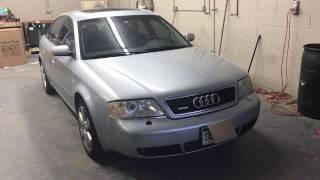 Clear Shield Auto Glass - 1998 - 2004 Audi A6 Windshield Repair / Windshield Replacement