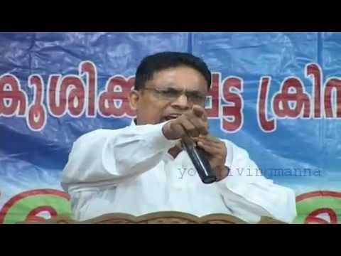 Malayalam Christian Sermon : Appointed Time Has Come By Pr.joseph Samuel video