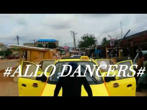 OFFICIAL DANCE VIDEO TO D BLACK ft VVIP  KOTOMOSHI  BY MAADJOAallo dancers#