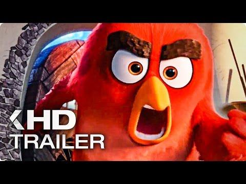 ANGRY BIRDS Trailer 3 German Deutsch (2016)