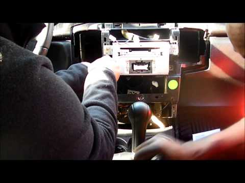 2005 Mitsubishi Auxiliary Jack Install on the FACTORY radio