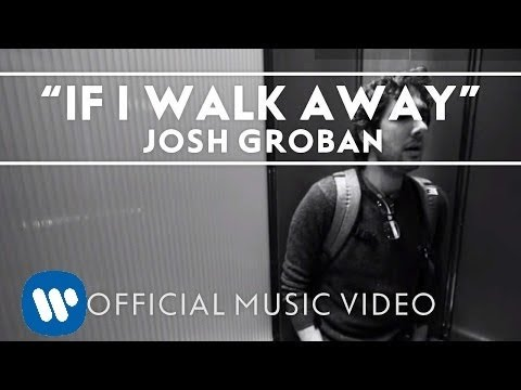 Josh Groban If I Walk Away Official Music Video