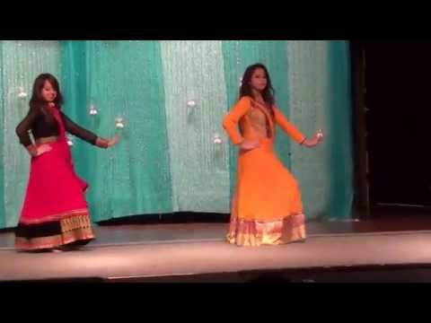 Dance with song Ghaghra