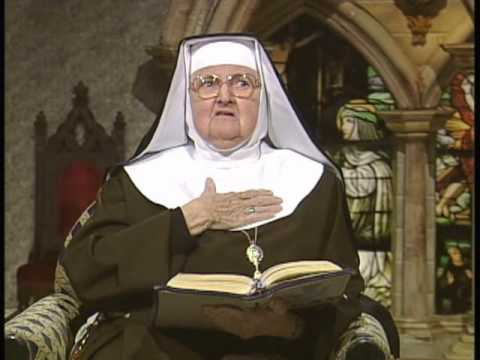 Mother Angelica Live Classic - Do You Know God? -  1999-8-10