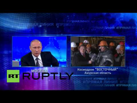 Russia: New, national space station to be launched by 2023 - Putin