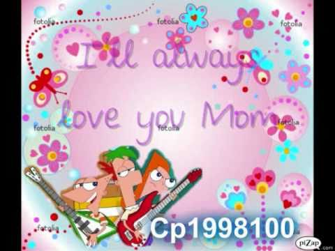 Phineas And Ferb - Mom, It's Your Birthday [lyrics] video