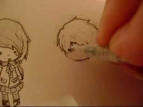 How to Draw Chibi Music Videos