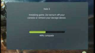 New Xbox Experience- How To Install Xbox 360 Games To Your Hard Drive
