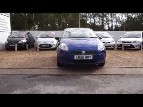 Fiat Punto 1.2 Active 5 Door for sale at South Downs Car Sales Ltd in Hassocks