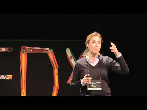 TEDxParkCity - Jill Layfield - Women in Business