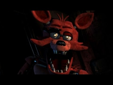 what Does The Fox Say - 5 Nights At Freddy's video