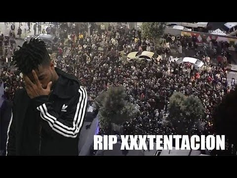 XXXtentacion Memorial turns into a Riot thumbnail