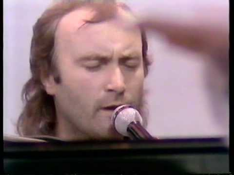 Phil Collins In the Air Tonight @ Live Aid 85 Music Videos