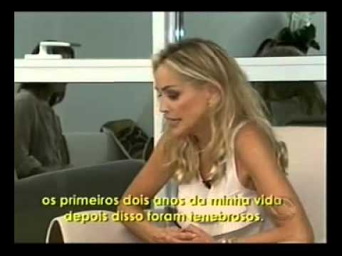 Sharon Stone na FG Empreendimentos - Balneário Camboriú - Sc