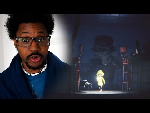 HOW DO YOU KNOW YOUR NIGHTMARES AREN'T REAL..   Little Nightmares