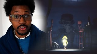 HOW DO YOU KNOW YOUR NIGHTMARES AREN'T REAL.. | Little Nightmares