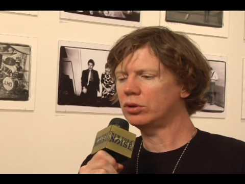 THURSTON MOORE&BYRON on TEENAGE JESUS
