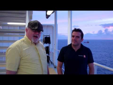 20151014 Sunrise Norway Offshore Weather Report