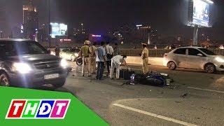 Tai nạn nghiêm trọng trên cầu Sài Gòn, 2 người chết | THDT