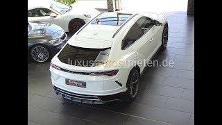 Lamborghini Urus mieten / rent