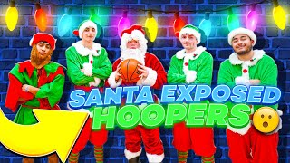 Santa & Elves Get BUCKETS and EXPOSE Hoopers!